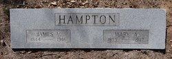 Mary Addline <i>Ballard</i> Hampton