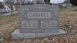 Mary Jane <i>Donaldson</i> Carroll