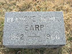 Blanche Owings Earp