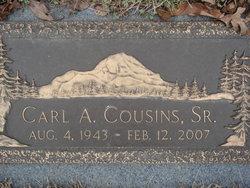 Carl A. Cousins, Sr