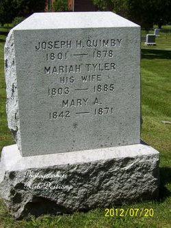 Mariah <i>Tyler</i> Quimby