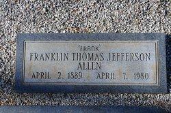 Franklin Thomas Frank Allen