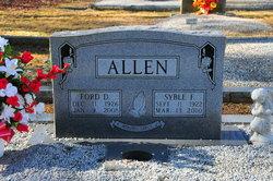 Syble F. Allen