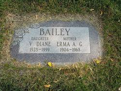 Erma Arvilla <i>Graham</i> Bailey