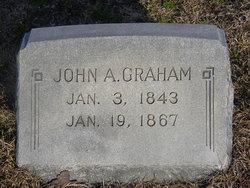 John A Graham