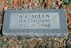 Albert George George Allen