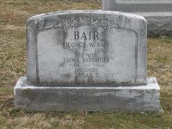 Susan E Bair