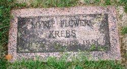 Myrle <i>Flowers</i> Krebs