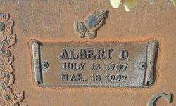 Albert Dunwoody Cain