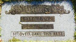 Frederick Kimble Halliwell