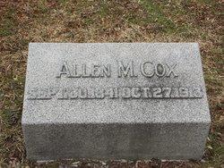Allen M. Cox
