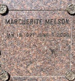 Marguerite Melson