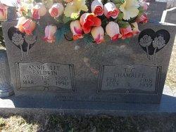 Annie Lee Baldwin