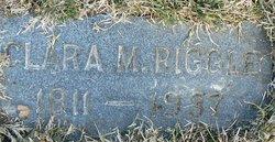 Clara M Riggle