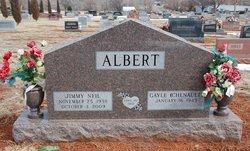 Jimmy Neil Albert