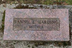 Fannie E Harding