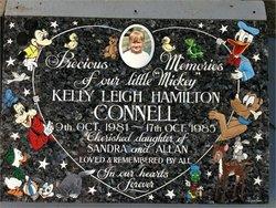 Kelly Leigh Hamilton Connell