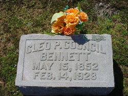 Cleopatra E. <i>Council</i> Bennett