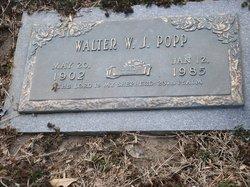 Walter William John Popp