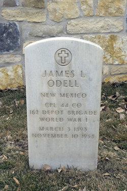 James L Odell