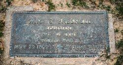 Sam E. Presnell