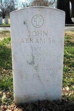 John Abram, Sr