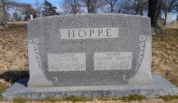 Ida Isabele <i>Webb</i> Hoppe
