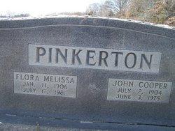 Flora Melissa Pinkerton