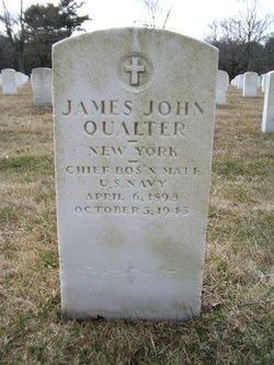James John Qualter