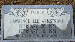Lawrence Lee Armstrong