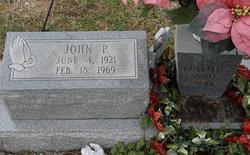 John P Baker