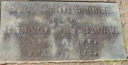 Sarah Margaret <i>Smith</i> Barbee