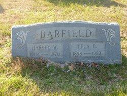 Harvey William Barfield