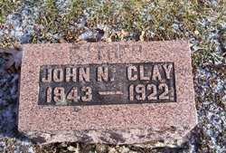 John Nicholas Clay