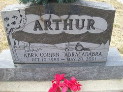 Abra Corinn Abracadabra Arthur