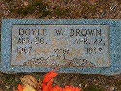 Doyle W. Brown