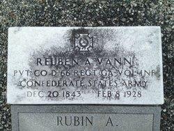 Reuben Andrew Vann