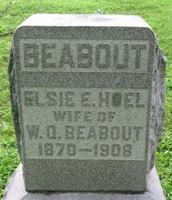Elsie E. <i>Holiday</i> Beabout