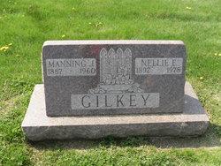 Nellie E <i>Livengood</i> Gilkey