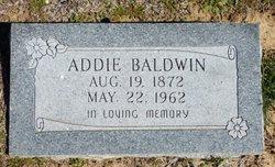 Addie Panthera <i>Johnson</i> Baldwin
