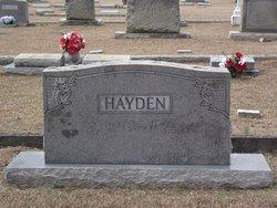 Helen Virginia <i>Houser</i> Hayden