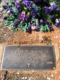 Odis T. Wayne