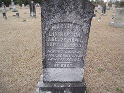 Martin H Livingston