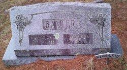 Catharine M. <i>Keating</i> Baxter