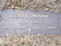 Lloyd E Obenauf