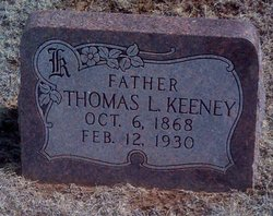 Thomas Lewis Keeney
