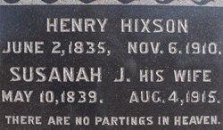 Susanah Jane <i>Bibbitt</i> Hixson