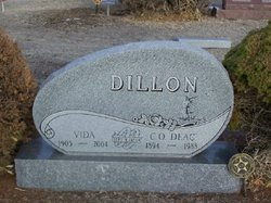 C O Deac Dillon