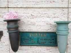Fannie M <i>Sparks</i> Potter