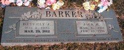 Beverly June <i>McGovney</i> Barker
